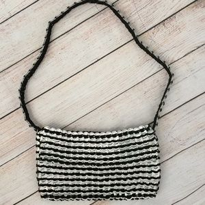 Funky Purse made of soda can Tabs